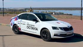 Новая Skoda Octavia 2017: Она еще и глазки строит!