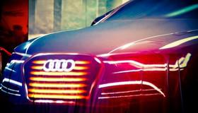 Знакомимся с технологией престижа на презентации новой Audi A6