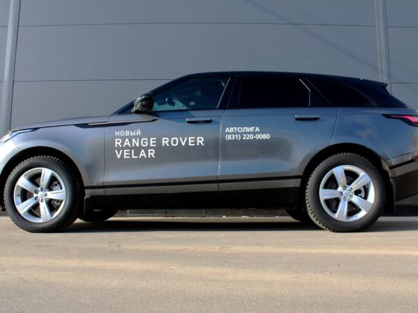 Land Rover Range Rover Velar фото