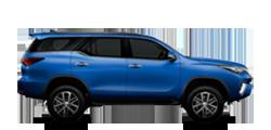 Toyota Fortuner 2015-2021 новый кузов комплектации и цены