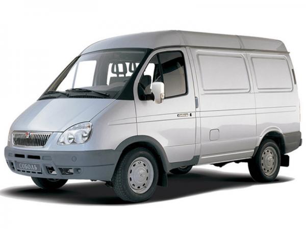 ГАЗ 2752 Фургон фото