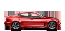 KIA Stinger 2018-2021 новый кузов комплектации и цены