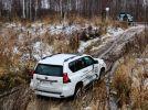 Land Cruiser's Land 2017: всероссийский тест-драйв внедорожников Toyota - фотография 66
