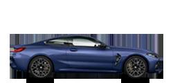 BMW M8 Купе 2019-2021 новый кузов комплектации и цены