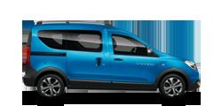 Dacia Dokker Степвей 2012-2021