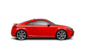 Audi TT RS  - лого