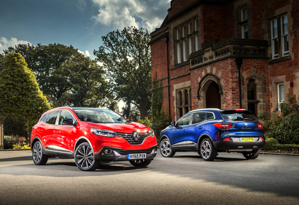 Подразделение Renault Sport задумалось о выпуске «горячего» кроссовера