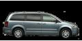 Chrysler Voyager Grand - лого