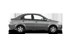 Daewoo Kalos седан 2002-2007
