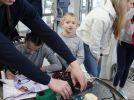 АвтоКлаус Центр собрал маленьких гостей на новогодний праздник - фотография 38