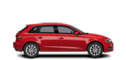 Audi A3 Хэтчбек 2012-2016