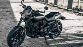 Мини Harley-Davidson, не уступающий по мощности старшим собратьям