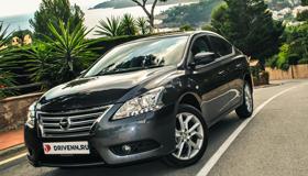 Nissan Sentra: В центре жизни