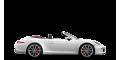 Porsche 911 Carrera Cabriolet - лого