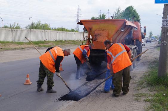 Неменее 14км сельских дорог построят вНижегородской области в 2018г