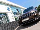 Тест-драйв Volkswagen Tiguan: обезоруживающий педантизм - фотография 18