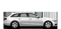 Audi A6 Универсал 2010-2014