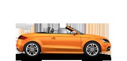 Audi TTS родстер 2010-2014