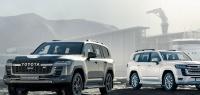 Чем интересен новый Toyota Land Cruiser 300 GR Sport