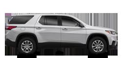 Chevrolet Traverse 2017-2020 новый кузов комплектации и цены