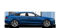 Audi S5 лифтбэк 2007-2011