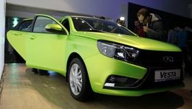 Lada Vesta: Уникальная премьера на нижегородской земле