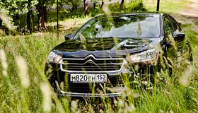 Citroen C4 седан: Красота в деталях