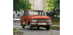 Москвич 412 1967-1977