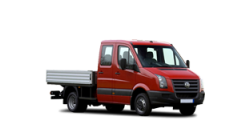 Volkswagen Crafter Chassis Double Cab