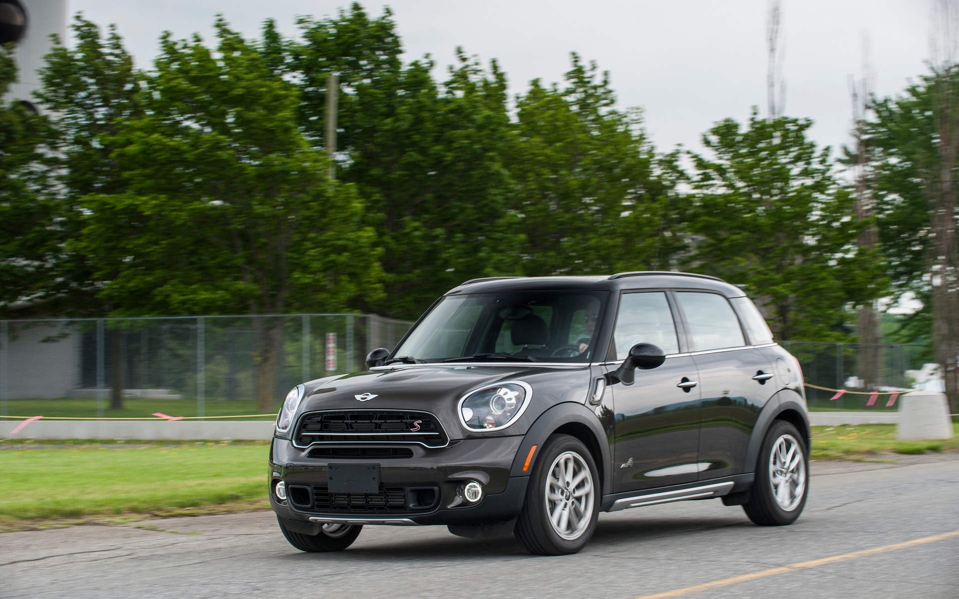 MINI Countryman фото