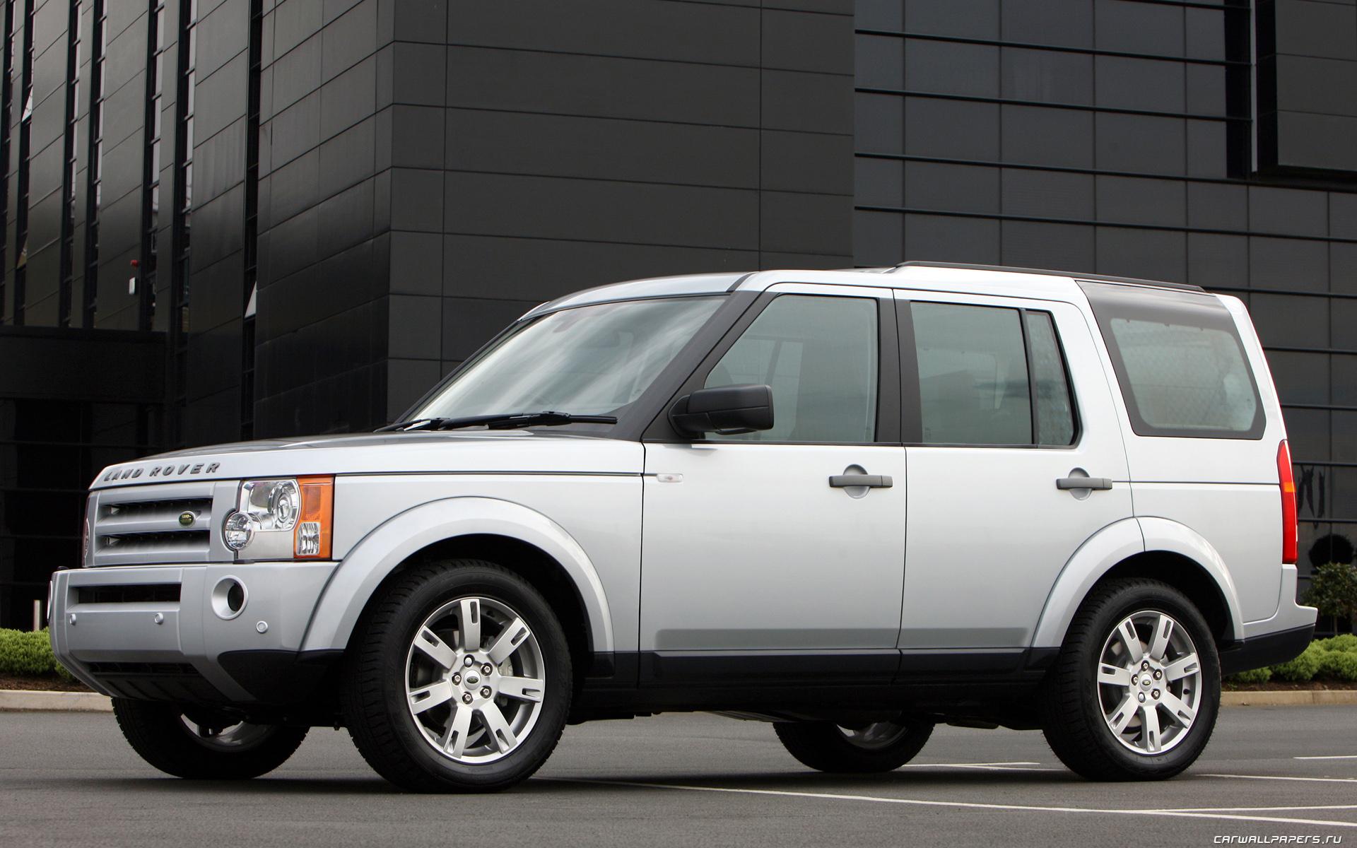 Land Rover Discovery с пробегом