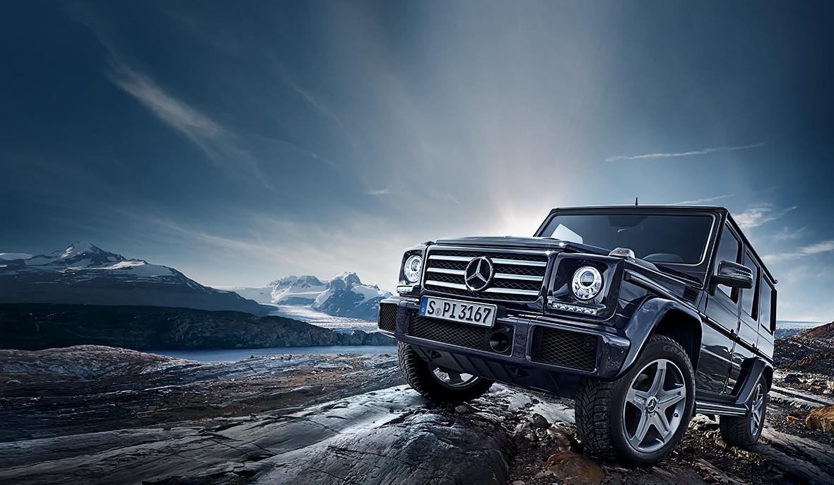 Топ-5 «брутальных» авто для мужчин возглавил Mercedes-AMG G-Class
